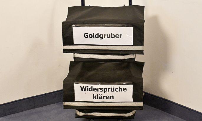BVT-U-AUSSCHUSS: GOLDGRUBER