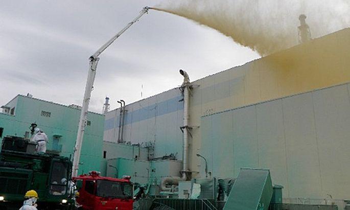 Fukushima Deutliche Verzoegerung Reparaturen