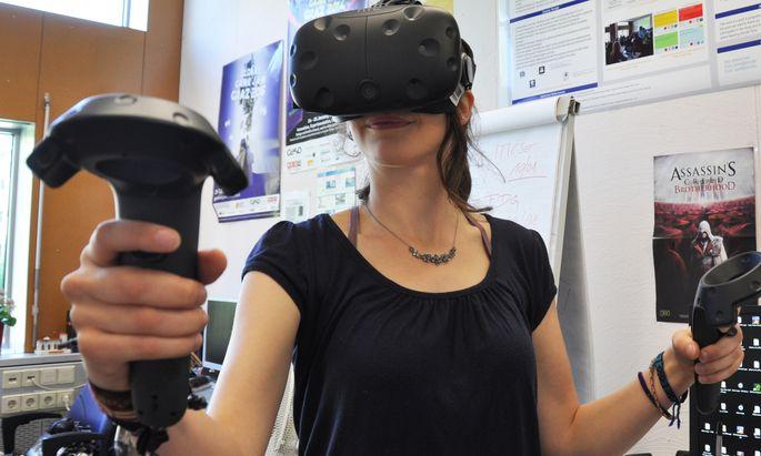 Virtual Reality ist ein großer Trend bei Videospielen und hat auch weit darüber hinaus vielversprechende Anwendungen.