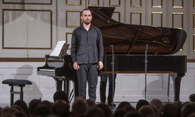 Was für eine Aufführung! Igor Levit im Mozarteum.