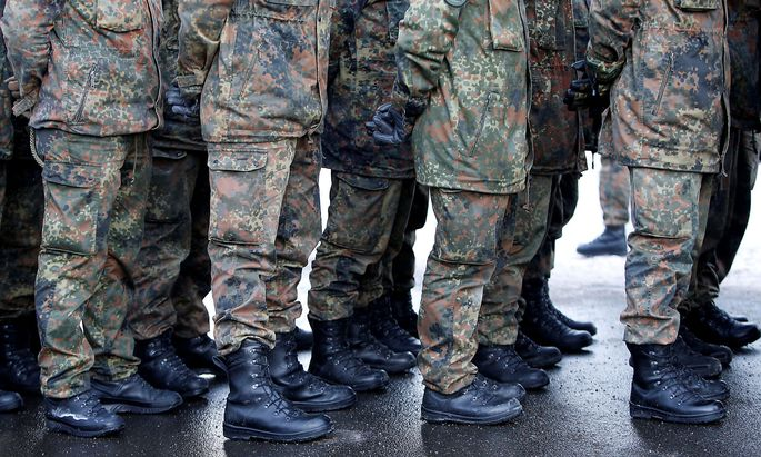 Der 28-Jährige war in Frankreich als Soldat stationiert.