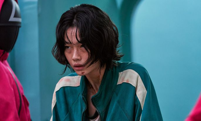 Jung HoYeon in Squid Game bei Netflix