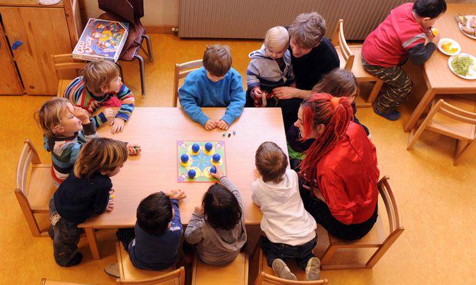 Symbolbild - Kindergarten