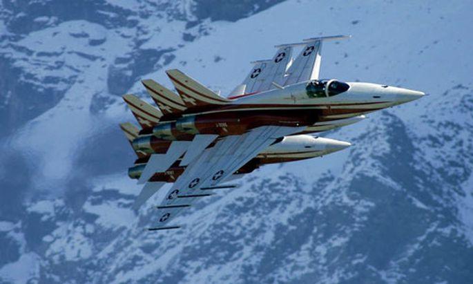 Bundesheer sucht Ersatz für Saab-105