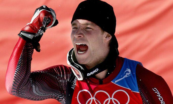 Benjamin Raich - Doppelolympiasieger 2006