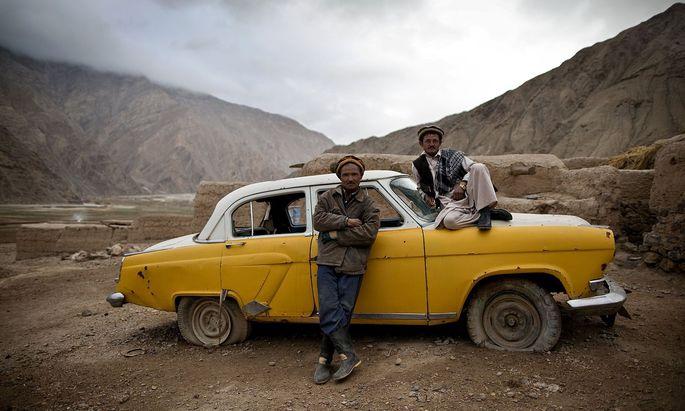 Afghanistan könnte ein reiches Land sein, es verfügt über enorme Bodenschätze.