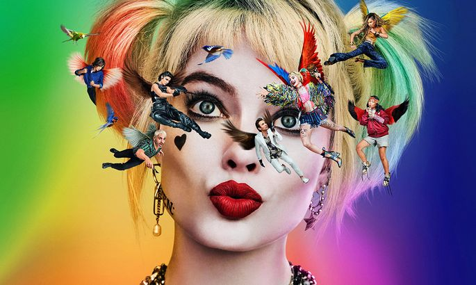 BIRDS OF PREY ET LA FANTABULEUSE HISTOIRE DE HARLEY QUINN BIRDS OF PREY, AND THE FANTABULOUS EMANCIPATION OF ONE HARLEY