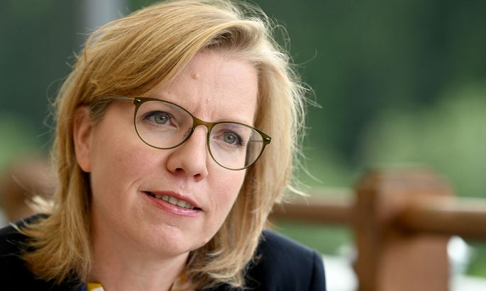 Umweltministerin Leonore Gewessler (Archivbild).