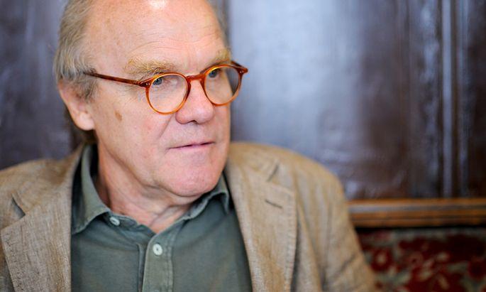 Michael Köhlmeier ist einer der Unterzeichner