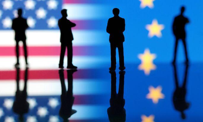 Symbolbild; Montag die bereits siebente Runde der TTIP-Verhandlungen