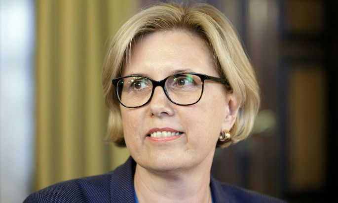 Rechnungshofpräsidentin Margit Kraker.