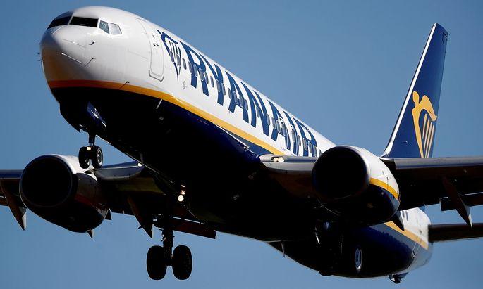 Ryanair nimmt neue Ziele von Wien aus ins Visier.