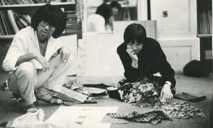 Kenzo Takada, Archiv