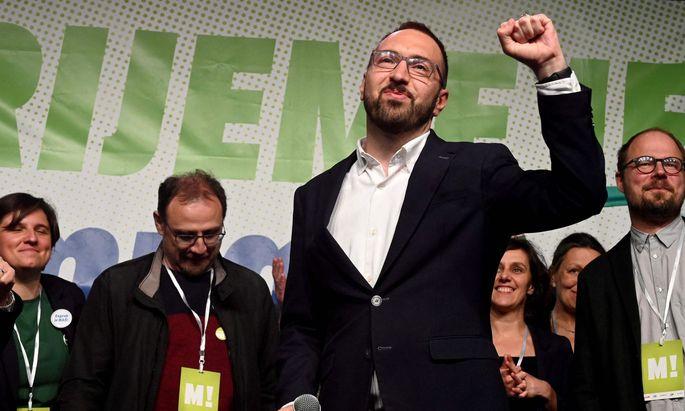 Tomislav Tomasevic gewinnt die Bürgermeisterwahl in Zagreb überlegen