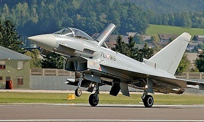 Eurofighter: Verfahren gegen Wolf und Co eingestellt