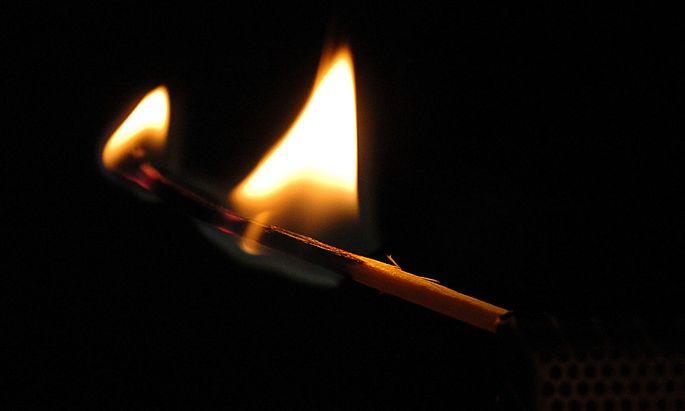 Für den Job brennen - aber nicht verheizen lassen.