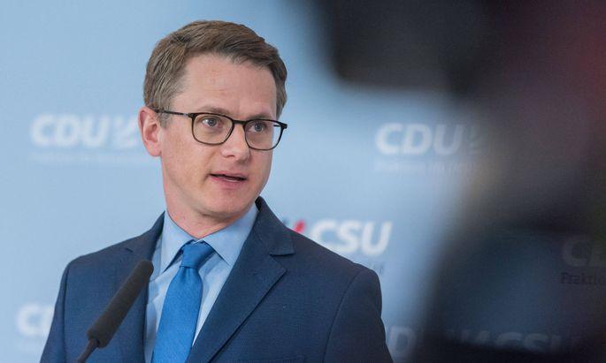 """Carsten Linnemann: """"Ich denke, wir haben erst zehn Prozent der ökonomischen Folgen hinter uns."""""""
