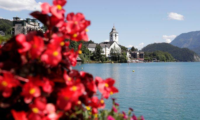 Die Coronafälle in St. Wolfgang fegten die Hotels binnen Stunden de facto leer.