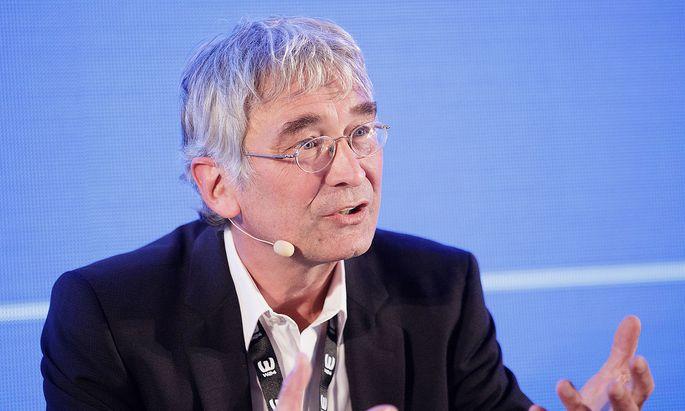 """Reinhard Göweil wurde Freitagabend als Chefredaktur der """"Wiener Zeitung"""" abberufen."""