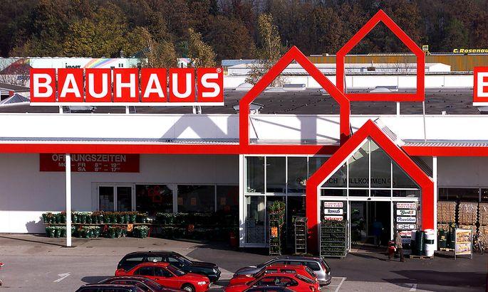 Bauhaus - Oesterreichische Baumarktkette