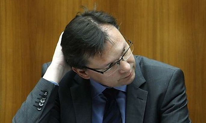 SP-Verteidigungsminister Norbert Darabos
