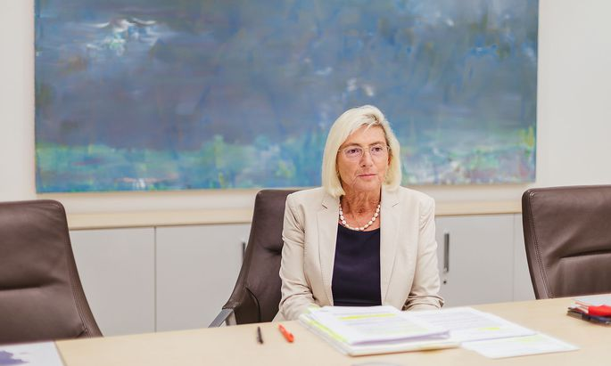 VIG-Chefin Elisabeth Stadler.