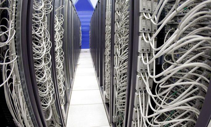 SWITZERLAND CERN COMPUTER CENTRE