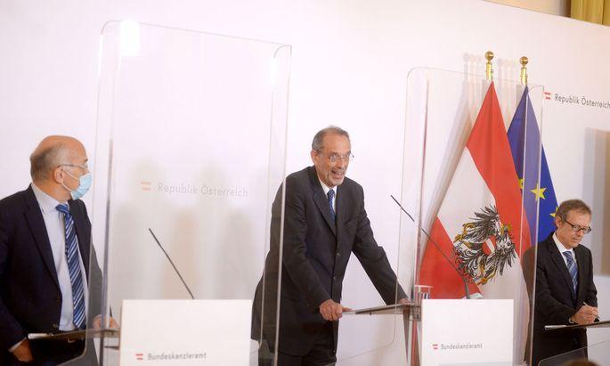 Corona-Dunkelziffer: Mehr Infizierte in Österreich   BR24