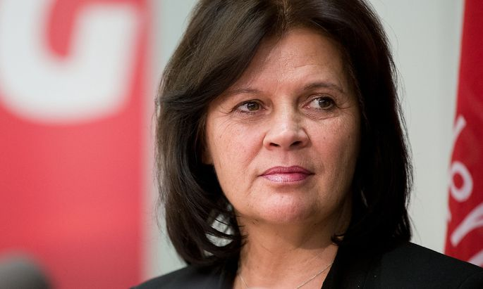 AK-Präsidentin Renate Anderl