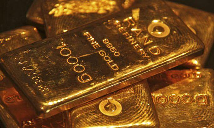 eiserne Reserve Goldfans