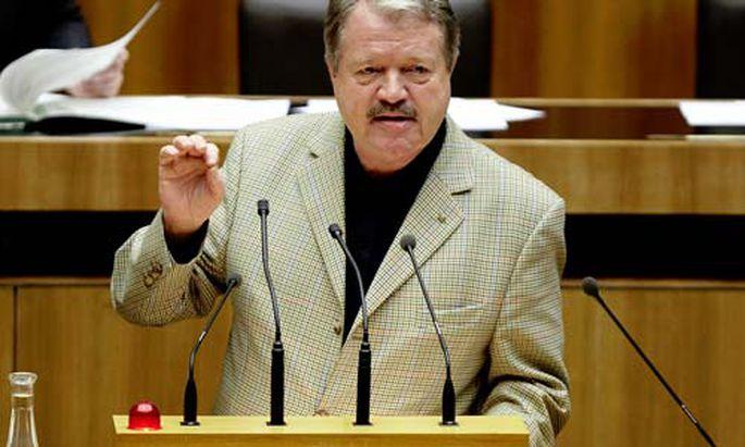FP-Parlamentarier wegen Wiederbetätigung angezeigt