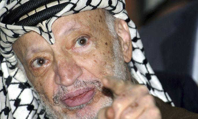 Yasser Arafat soll mit Polonium vergiftet worden sein, sagen Schweizer Experten.