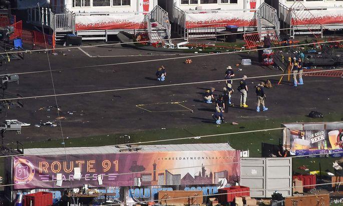 Das Motiv des Attentäters gibt der Polizei weiterhin Rätsel auf.