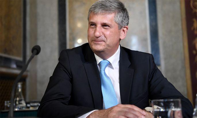Der ehemalige Finanzminister Michael Spindelegger.
