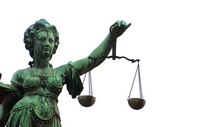 Justitia - Goettin der Gerechtigkeit