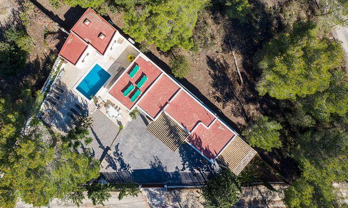 19 05 2019 IBIZA Villa Ferienhaus Finca Oesterreichs Vizekanzler Heinz Christian STRACH