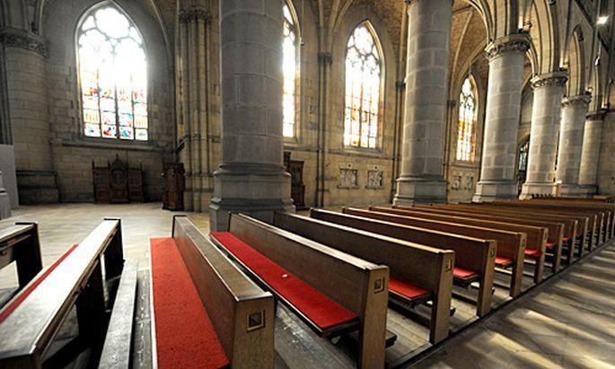 Rekord Kirchenaustritten Plus Prozent