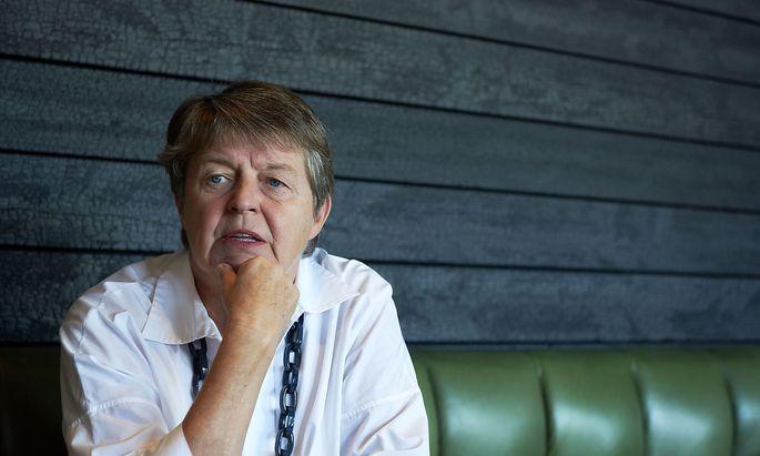 Brigitte Ederer im Sommer 2018