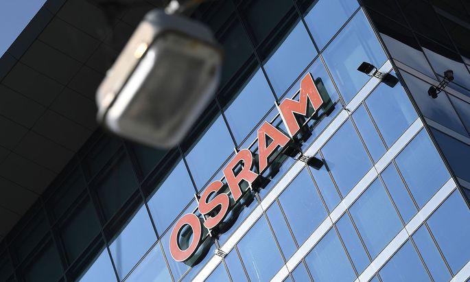 German lighting manufacturer Osram