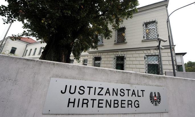 Archivbild: Die Justizanstalt Hirtenberg