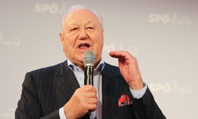 Karl Blecha.