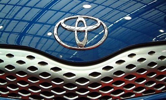 Toyota in Produktionsschwierigkeiten