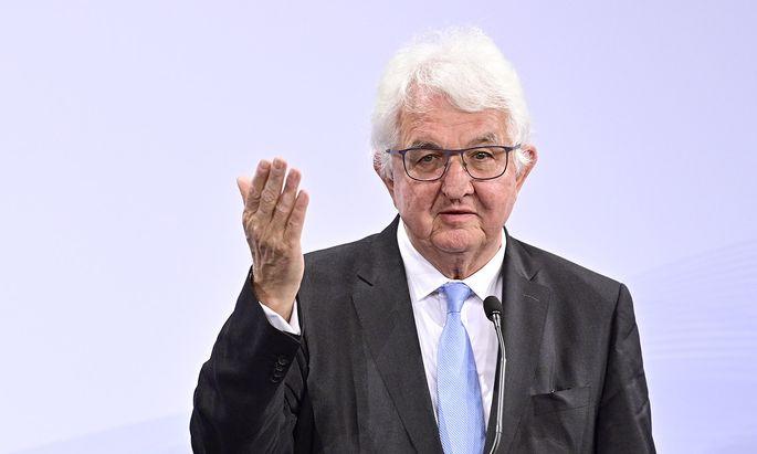 Wie es in der Notenbank weitergeht, hängt davon ab, wie OeNB-Chef Robert Holzmann mit seiner Niederlage umgeht.