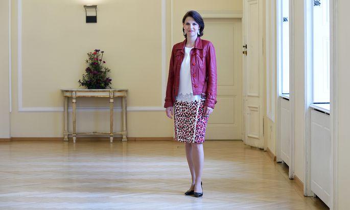 Die EU-Abgeordnete Karoline Edtstadler, ehemals Staatssekretärin im Innenministerium, wird Europaministerin im Kanzleramt.