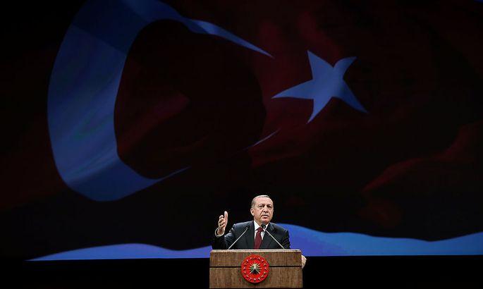Erdogan misst der Meinung des EU-Parlaments keinen Wert zu.