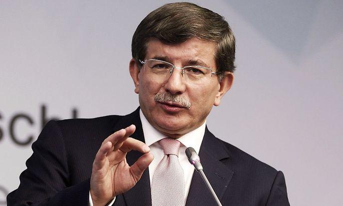 Ein treuer Diener seines Herrn: Außenminister Ahmet Davutoglu