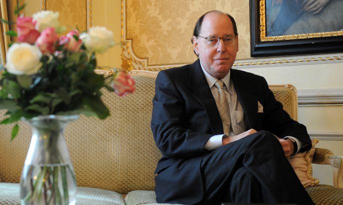 Gilbert Kaplan.