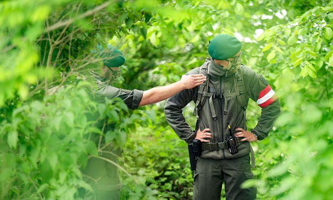 Rund 1400 Milizsoldaten befinden sich derzeit im Corona-Assistenzeinsatz. Es ist das erste Mal in der Geschichte, dass die Miliz einberufen wurde.