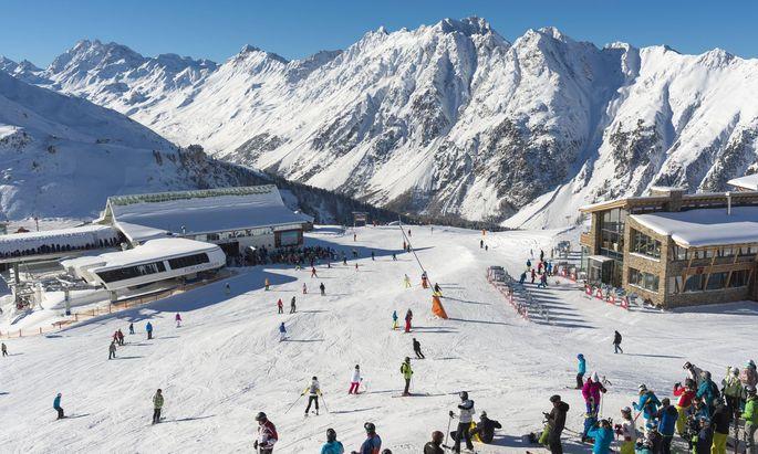 Symbolbild: Skigebiet Ischgl