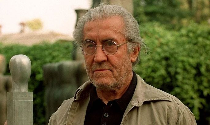 Griechisch-österreichischer Bildhauer Joannis Avramidis verstorben